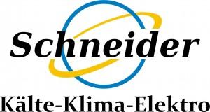 Logo Schneider M. RGB -Farbmodus.